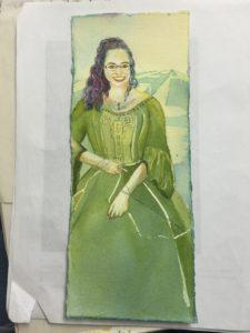 Sunnie Larsen as Ariadne