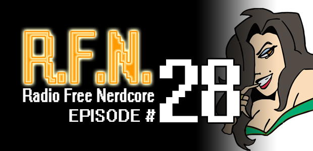 I Was Interviewed on Radio Free NerdCore!