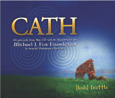 Cover art for Cath Benefit CD